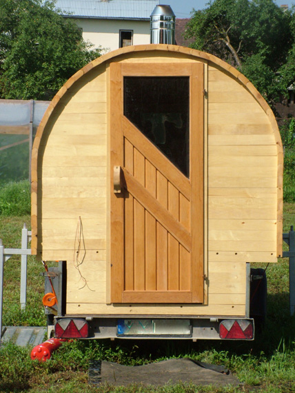 mobile sauna photo albums mobile sauna hot tube for rent. Black Bedroom Furniture Sets. Home Design Ideas